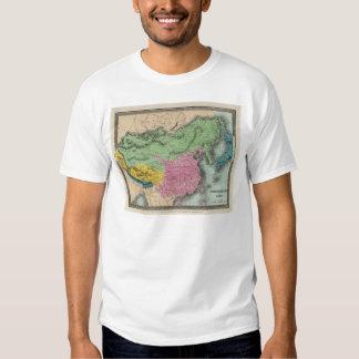 Imperio y Japón chinos Camisas