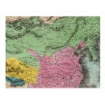 Imperio y Japón chinos Tarjetas Postales