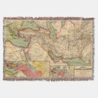 Imperios antiguos de los persas macedonios del