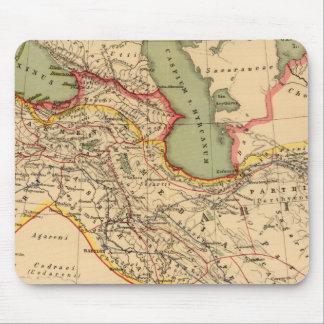 Imperios antiguos de los persas, macedonios del mu alfombrillas de ratón