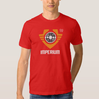 Imperium official v3 red t-shirt