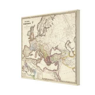Imperium Romanorum Canvas Print