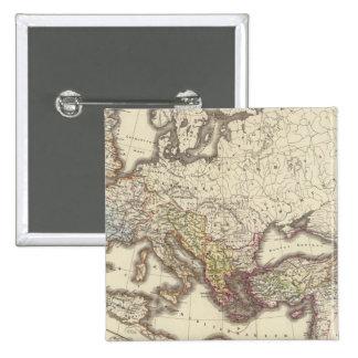 Imperium Romanorum Pin Cuadrada 5 Cm