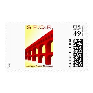 Imperium super naturam postage