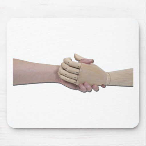 ImpersonalAgreement122410 Mouse Pad