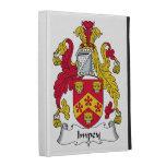 Impey Family Crest iPad Folio Case