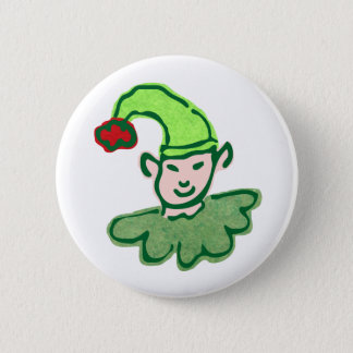 Impish Elf Button