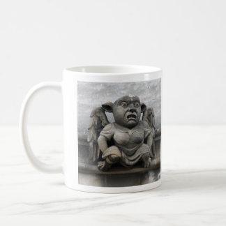 Impish gargoyles mug