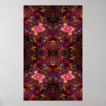 Implosión del fractal impresiones