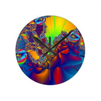 Implosion.jpg Round Clock