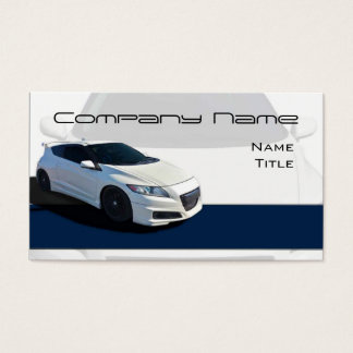 Import Car Business Cards