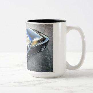 Import JDM Drifter Two-Tone Coffee Mug