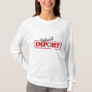 Importación de Detroit Playera