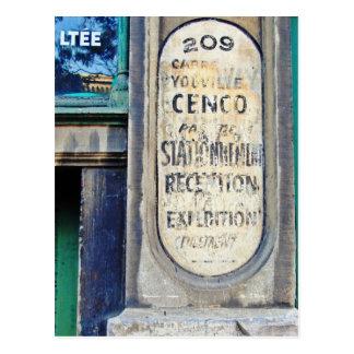 Importación Ltd. Postcard de Cenco Tarjeta Postal