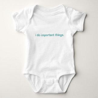 important things tshirts