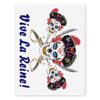IMPORTANTE del pirata muy leído sobre diseño en Tatuajes Temporales