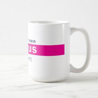 Importe de su propia taza del útero