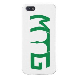Importe del hueco - caja verde de Iphone 5/5s del  iPhone 5 Fundas