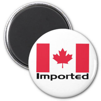 Imported Canada Magnet