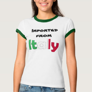 Imported from Italy Shirt