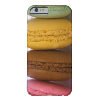 Imported gourmet French macarons (macaroons) Barely There iPhone 6 Case