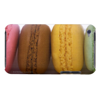 Imported gourmet French macarons (macaroons) Barely There iPod Cases