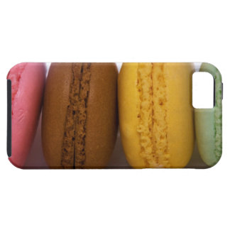 Imported gourmet French macarons (macaroons) iPhone SE/5/5s Case