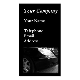 Imported Luxury Cars for Sale Double-Sided Standard Business Cards (Pack Of 100)