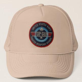 Imported Trucker cap - Top Gun Movie - Aviation