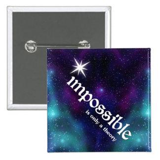imposible-ser-solamente-uno-teoría-inspiración-bot pin cuadrado