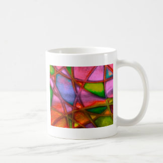 imposing abstract red mugs