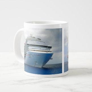 Imposing Bow Giant Coffee Mug