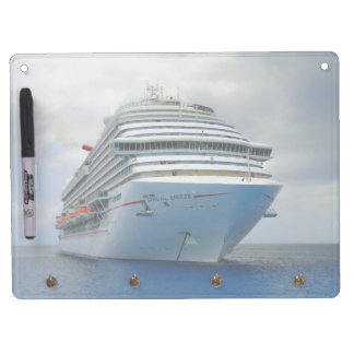 Imposing Bow Horizontal Dry Erase Board With Keychain Holder