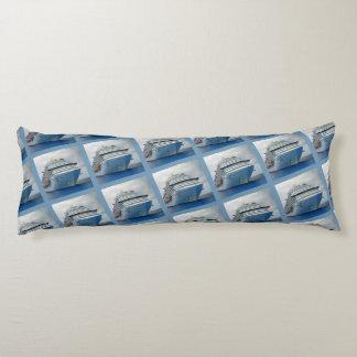 Imposing Bow Pattern Body Pillow