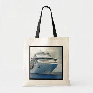 Imposing Bow Tote Bag