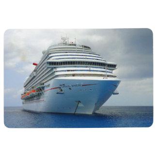 Imposing Cruise Ship Bow Floor Mat