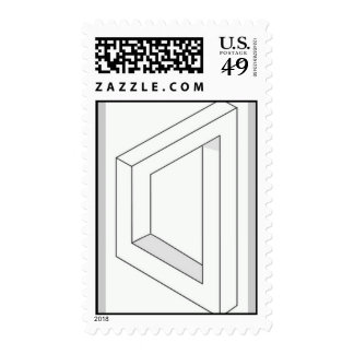 Impossibe Rectangular Object Stamps