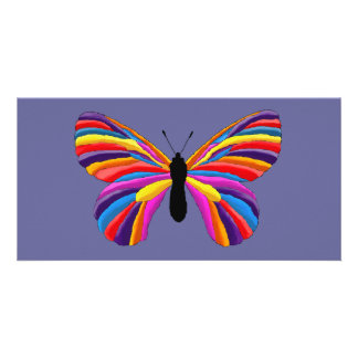 Impossible Butterfly Card