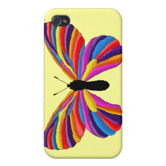 Impossible Butterfly iPhone 4/4S Cover