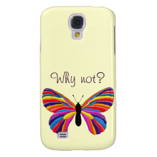 Impossible Butterfly - Why Not? Samsung Galaxy S4 Cover