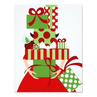 Impossible Gift Stack Card