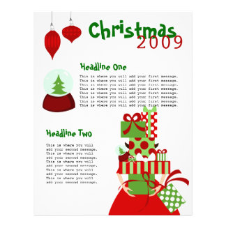 """Impossible Gift Stack 8.5"""" X 11"""" Flyer"""