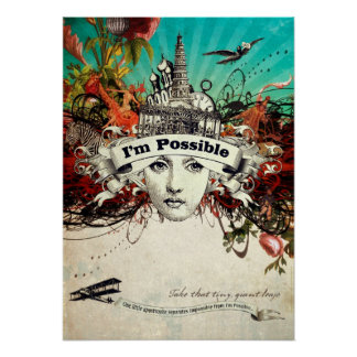 I'mpossible II (Poster) Poster