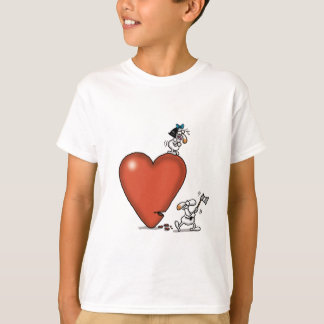 Impossible Love - Axing Love T-Shirt