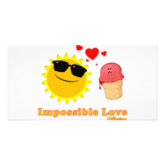 Impossible Love Card