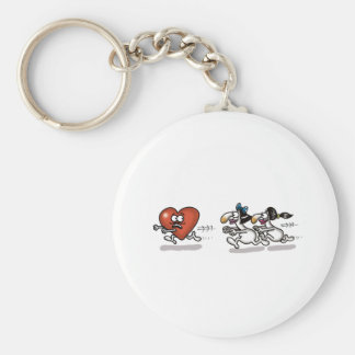 Impossible Love - Love Chase Keychain