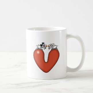 Impossible Love - Love Gap Coffee Mug