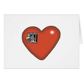 Impossible Love - Love Prisoner Cards