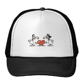 Impossible Love - Love Referee Mesh Hats