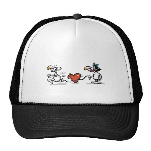 Impossible Love - Protective Love Trucker Hat